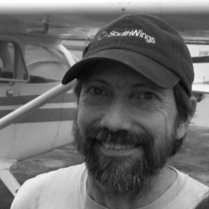 Dave Warner of Carbondale, Illinois